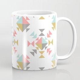 Quilt Snowflakes Coffee Mug