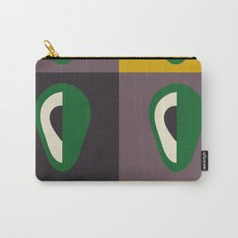 Avocado print Carry-All Pouch