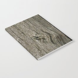 Weathered Barn Wood Notebook
