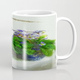 """Soothing Violets"" Coffee Mug"