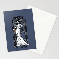 The Flying Man Stationery Cards