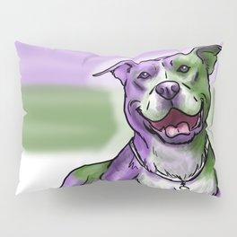 Gay Pride Pups Pillow Sham