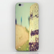Km 28 iPhone & iPod Skin