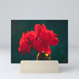 Red Flowers Mini Art Print