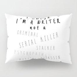 Writing Life Pillow Sham