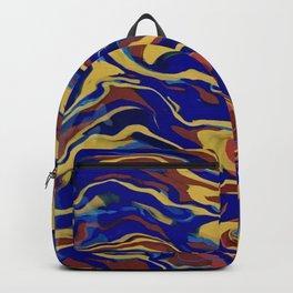 Abstract Alma Llanera Backpack