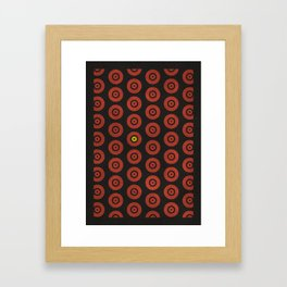 The Big Brother Framed Art Print