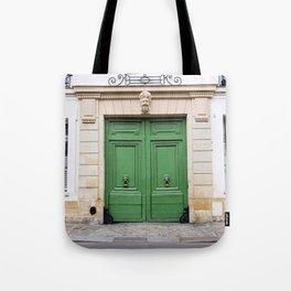 Envy - Ornate Parisian Door Tote Bag
