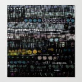 :: Sleep Study :: Canvas Print