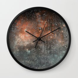 Fire beyond the Ashes Wall Clock