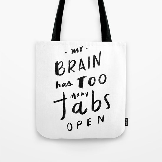 Too Many Tabs Open by jamiebartlett