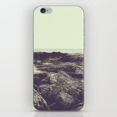 rocky coast iPhone & iPod Skin