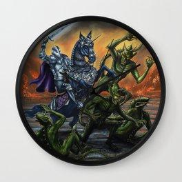 Paladin Wall Clock