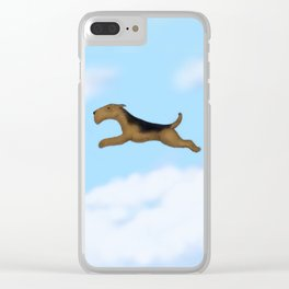 Aire-born Clear iPhone Case