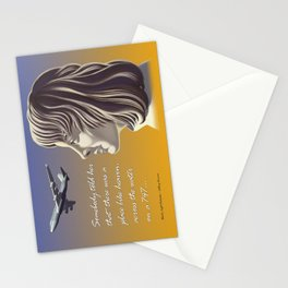 Electric Light Orchestra - Calling America Stationery Cards