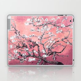 Van Gogh Almond Blossoms : Peachy Pink Laptop & iPad Skin