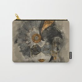Venetian Mask 2 Carry-All Pouch