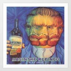 Absinthe Refined Art Print