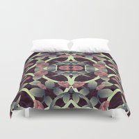 tiffany Duvet Covers featuring Tiffany rose by kociara