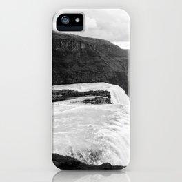 Gullfoss II iPhone Case