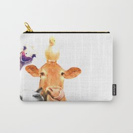 Farm Animal Friends Carry-All Pouch