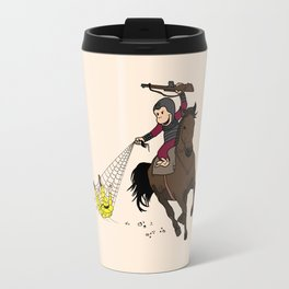Curious George/Planet of the Apes Travel Mug