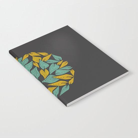 Autumn Wind Notebook