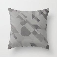 Graphites Throw Pillow