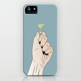 Little Margarita iPhone Case