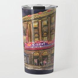Historic Academy Theatre, Lynchburg, VA—Opening Night Travel Mug