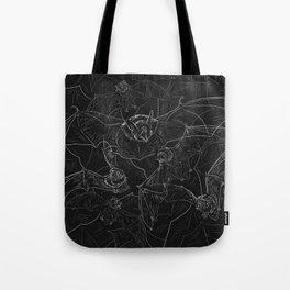 Bat Attack Tote Bag