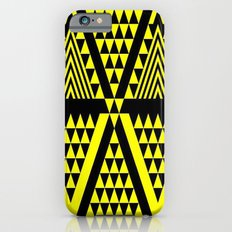 Black & Yellow iPhone 6s Slim Case