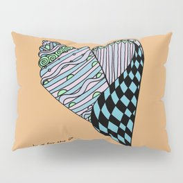 Love for the Sea Pillow Sham