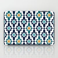 islam iPad Cases featuring Marrakesh by Patterns and Textures