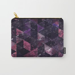 Abstract Geometric Background #13 Carry-All Pouch