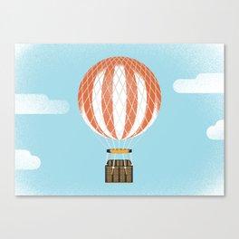 Montgolfier Canvas Print