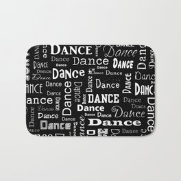 Just Dance! Bath Mat