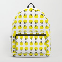 Sunset Minimal Cactus Backpack