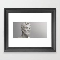 Visions - Lincoln Framed Art Print