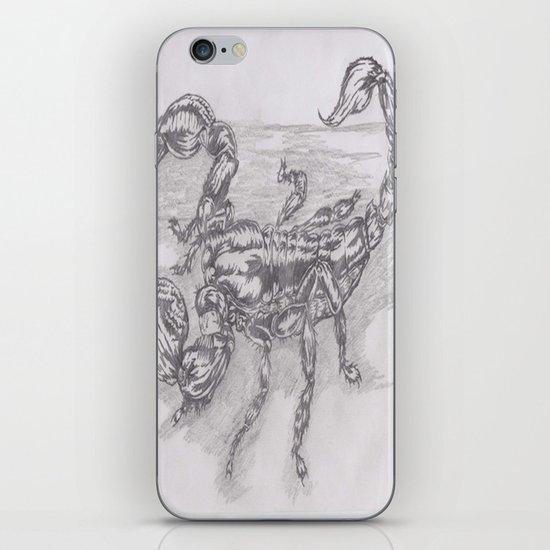emperor scorpion iPhone & iPod Skin