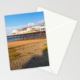 Victoria Pier Colwyn Bay Wales Stationery Cards