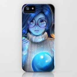 Sadness InsideOut iPhone Case