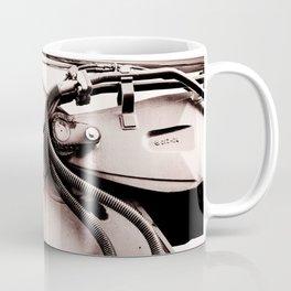 Dig Doug Industry Machine Abstract Coffee Mug