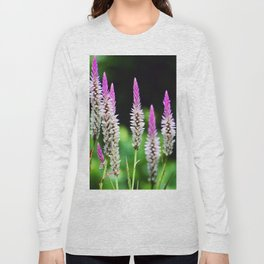 Hong Kong Wildflower Display Long Sleeve T-shirt
