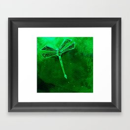 Dragonfly 5 Framed Art Print