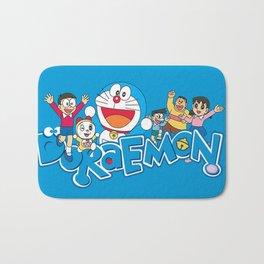Doraemon Family Bath Mat