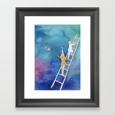 Little nemo Framed Art Print