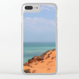 Skipjack Point, Francis Peron National Park Clear iPhone Case