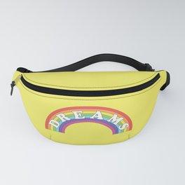 Rainbow Dreams Fanny Pack