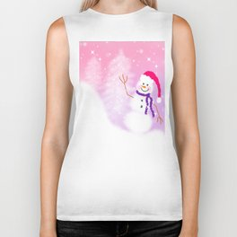 Winter Magic Biker Tank